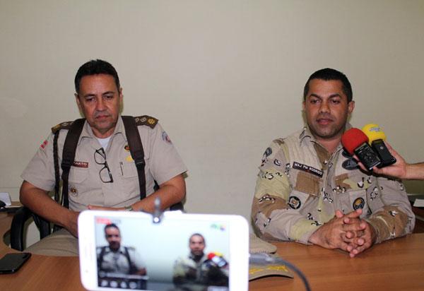 Vídeo: Comandante da Cipe Central detalha operação em Livramento de Nossa Senhora
