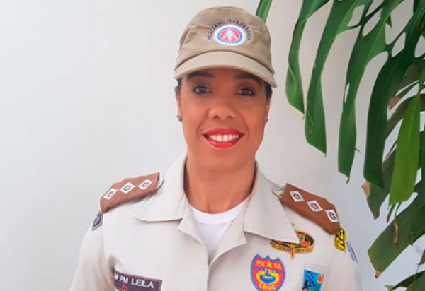 Polícia Militar: Major Leila Gonçalves é nomeada comandante da 34ª CIPM - Brumado