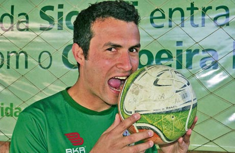 O Brumadense Mamau se destaca no Futsal do Rio Grande do Sul