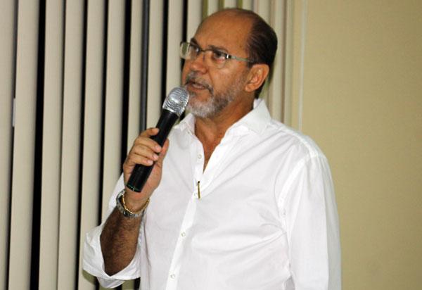 Conselheiro e ex-vice-presidente do Vitória, Manoel Matos elogia Paulo Carneiro, eleito novo presidente do Clube