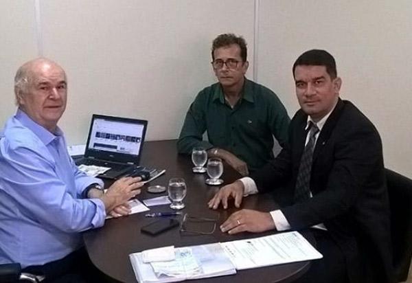 Brumado: presidente da CDL participou de reunião  do Conselho Estadual do SPC