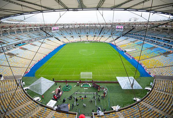 RJ libera presença do público nos estádios, com restrição na capacidade