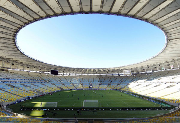 Final da Libertadores do ano que vem será no Maracanã