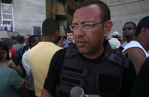 Líder da Greve da PM: MPF tenta impedir a liberdade de Prisco