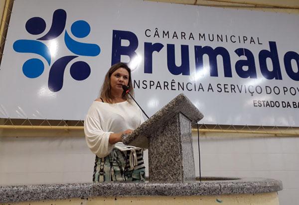 Brumado: SESOC e CREAS realizam atividades em alusão a Campanha Agosto Lilás