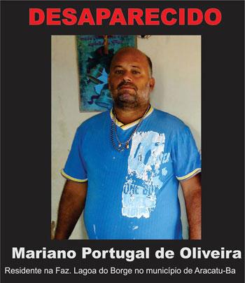 Família procura homem desaparecido