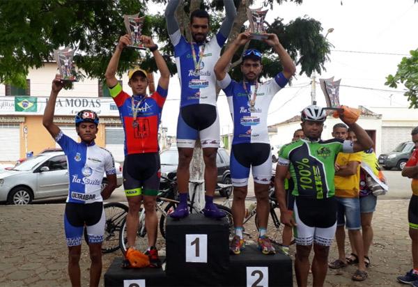 Ciclista acompanhado pela Genes Academia participou da 2ª Copa Café de Ciclismo