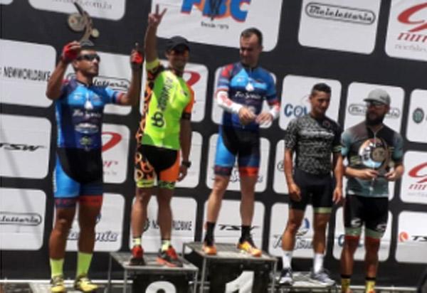 Ciclista Brumadense conquista 2° lugar em etapa do Campeonato Baiano de Speed