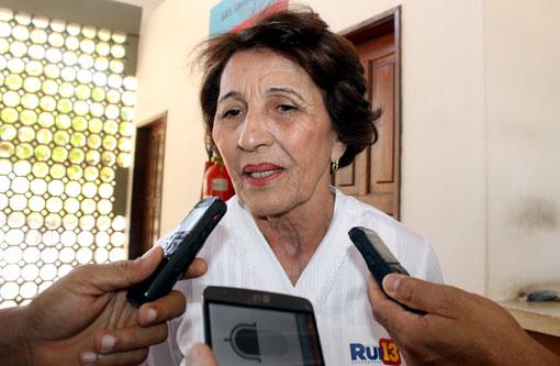 Brumado: Marizete Pereira diz que não se candidatará a um cargo eletivo; mas continua fazendo política