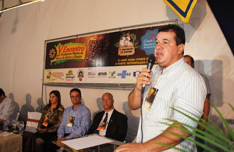 CHAPADA: Marquinho Viana destaca recuperação da cafeicultura