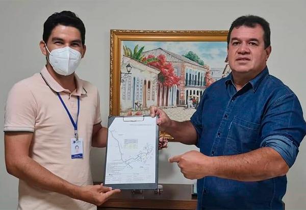 Deputado Marquinho Viana leva água para o Povoado de Samambaia, em Barra da Estiva, através de Emenda Impositiva de sua autoria