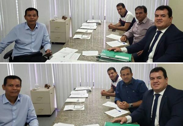 Deputado Marquinho Viana solicita energia e iluminação para três municípios