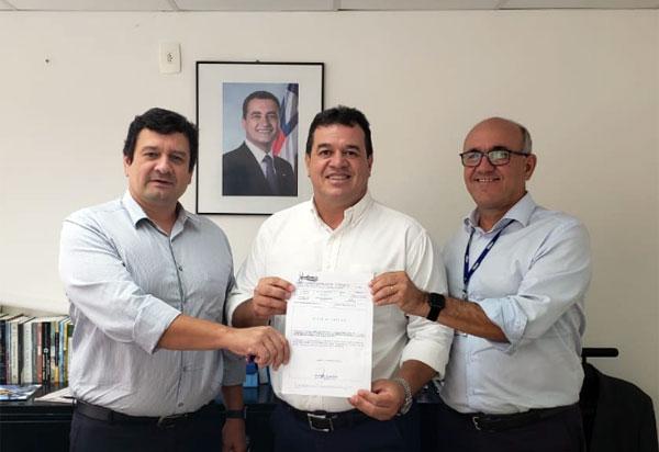 Livramento: ordem de Serviço para projeto de implantação do sistema de abastecimento de água de Iguatemié autorizado