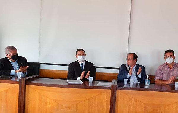 Deputado Marquinho Viana participa da posse do superintendente Federal da Agricultura na Bahia