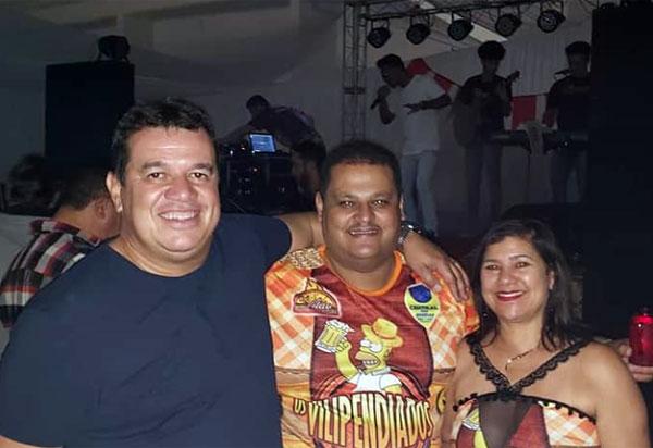 Deputado Marquinho Viana participa dos festejos juninos de Ibicoara