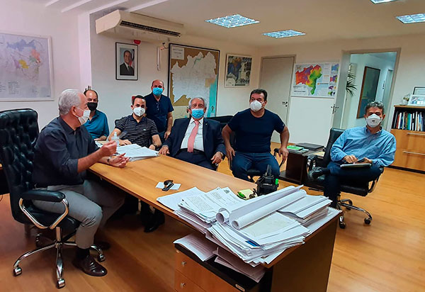 Ituaçu: Deputado Marquinho Viana solicita recuperação do acesso à Gruta da Mangabeira na Seinfra