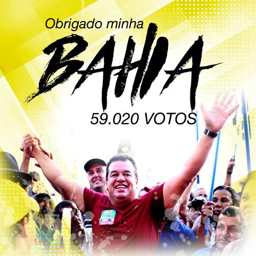 Marquinho Viana é reeleito deputado estadual com 59.020 votos