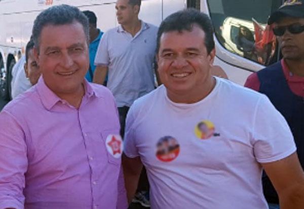 Jussiape: deputado Marquinho Viana comemora retomada de obras de pavimentação no distrito de Caraguataí