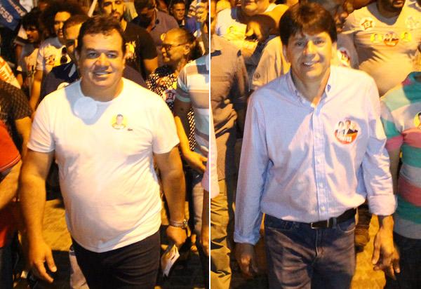 Aracatu: Sérgio Maia comemora reeleição de Marquinho Viana