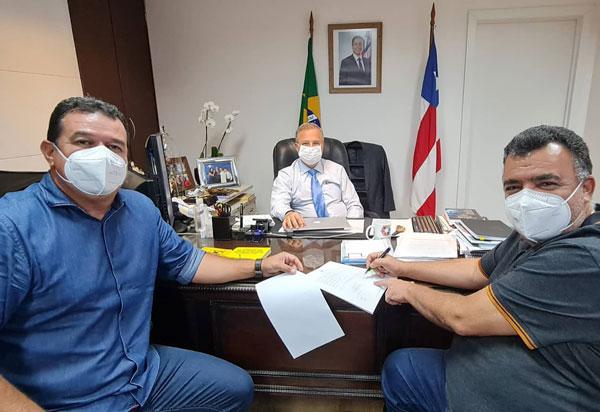 Deputado Marquinho Viana consegue equipamentos e novos credenciamentos para o Hospital de Livramento de Nossa Senhora