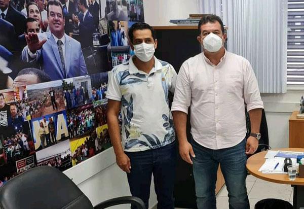 Deputado Marquinho Viana reafirma compromisso de trabalho em benefício de Rio do Antônio
