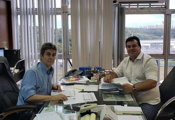Após pedido do deputado Marquinho Viana, nova ponte sobre o Rio de Contas, em Sussuarana, será construída