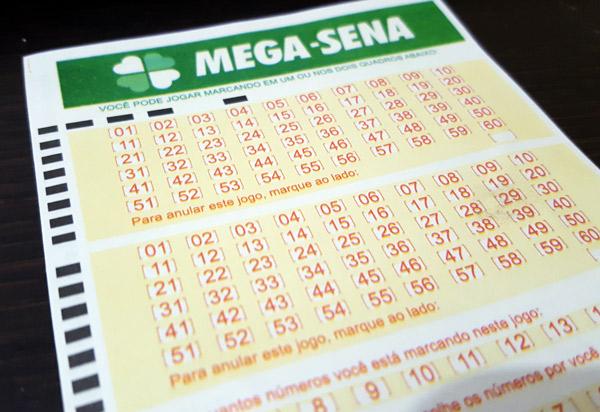 Mega-Sena pode pagar prêmio de R$ 12 milhões neste sábado