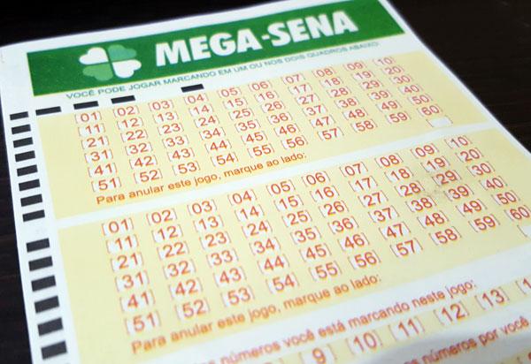 Mega-Sena acumula e pode pagar R$ 36 milhões nesta quarta-feira
