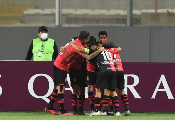 Sul-Americana: Melgar venceu o Bahia por 1x0