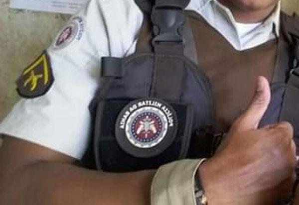 Militar ligado a Aspra suspeito de vandalismo tem preventiva decretada
