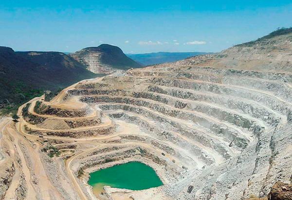 Produção Mineral Baiana Comercializada tem crescimento de 34% em junho