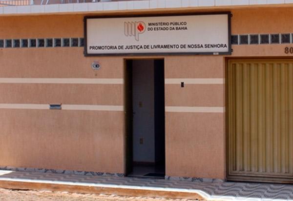 Livramento: Ministério Público instaura inquérito para que a Embasa apresente justificativas sobre falta de água