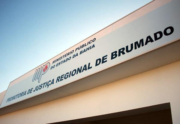 MP-BA recomenda a prefeitura de Brumado que promova as medidas necessárias para a execução de obras na Avenida Virgílio Rizério
