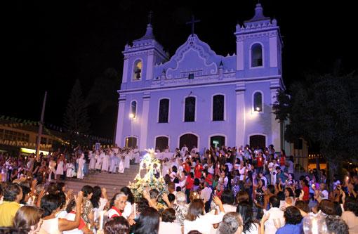 Brumado: Comunidade Católica celebra o fim do mês de Maria