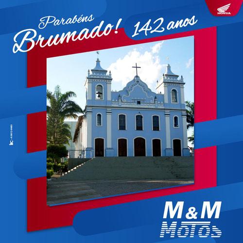 M & M Motos parabeniza Brumado pelos 142 de emancipação política