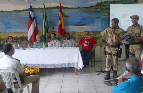 CONDEÚBA: LANÇADO PROJETO 'MONITORAMENTO BANCÁRIO'