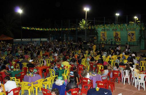 Fotos: Festa Junina do Centro Educacional Monteiro Lobato