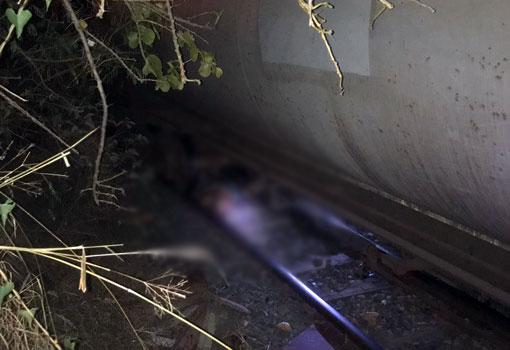 Brumado: homem morre após ser atropelado por locomotiva na Vila Presidente Vargas