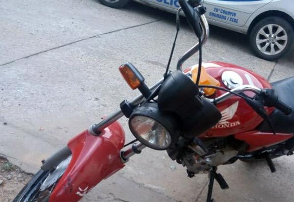 Moto de jovem desaparecido em Caetité é encontrada em Brumado
