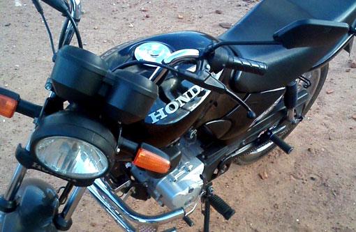 Brumado: Moto de Provedor de Internet é roubada; mas polícia age rápido e consegue recuperar