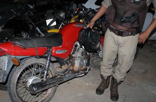 Brumado: Polícia Militar recupera três motos roubadas; uma foi tomada de ex-policial