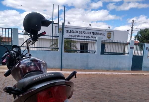 Livramento: Motocicleta furtada na Matinha é devolvida para o proprietário