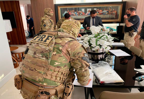 Dupla é presa novamente em operação do MP-BA contra cartel de empresas que prestam serviços ao Detran