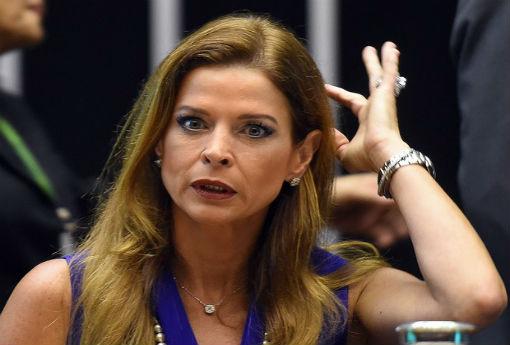 MPF recorrerá de absolvição de Cláudia Cruz na Lava Jato