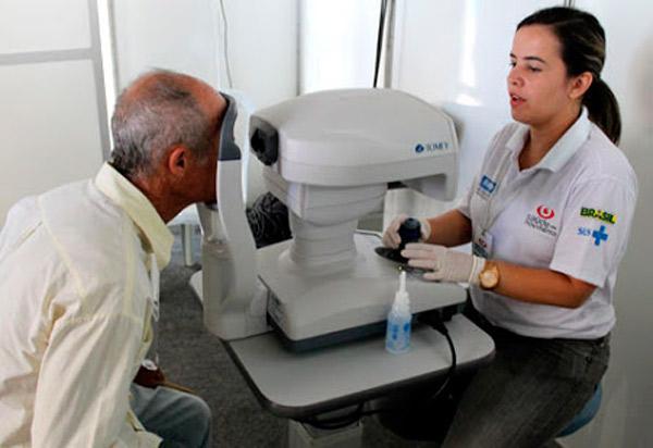 'Mutirão de Catarata' será realizado em Livramento; haverá transporte para os pacientes de Brumado