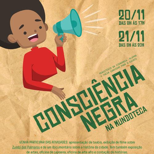 'Novembro Negro' celebra Mês da Consciência Negra pelas Mundotecas da Bahia