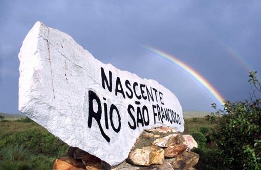 Diretor de parque diz que principal nascente do Rio São Francisco secou