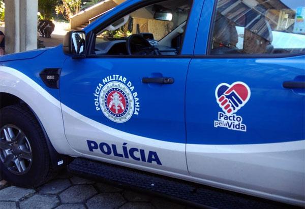 Brumado: Polícia Militar recebe uma nova viatura