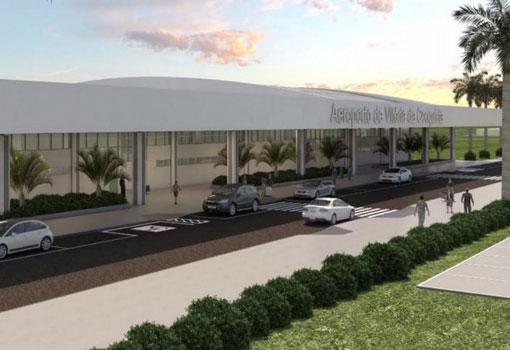 Novo aeroporto conquistense tem nome em homenagem a Glauber Rocha aprovado pela Alba