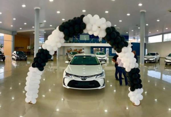 Brumado: Chegou na A4 veículos o novo Corolla 2020